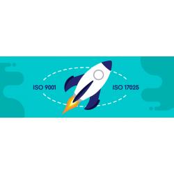 Sistema Integrado para Laboratórios ISO 9001-2015 e ISO 17025-2005